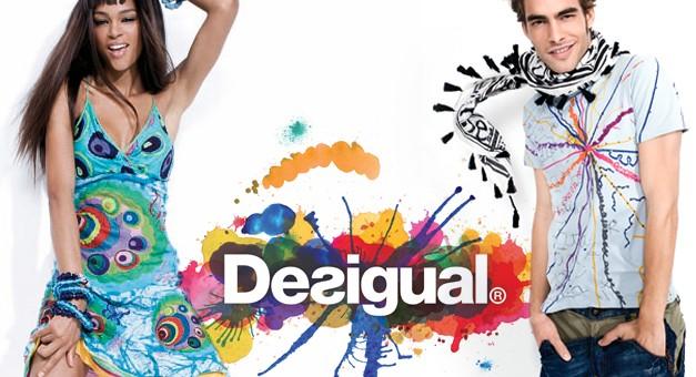 Где купить дизайнерскую одежду и сумки Desigual