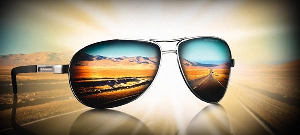 Известные бренды солнцезащитных очков в интернет-магазинах Европы