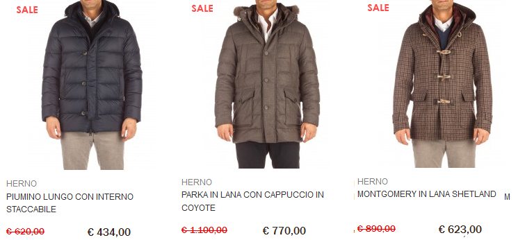Распродажа брендовой одежды с доставкой