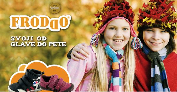 Froddo — детская обувь из официального интернет-магазина
