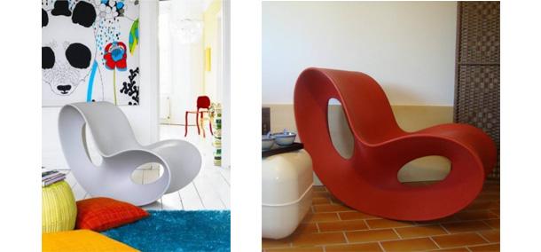 Креативное кресло Voido