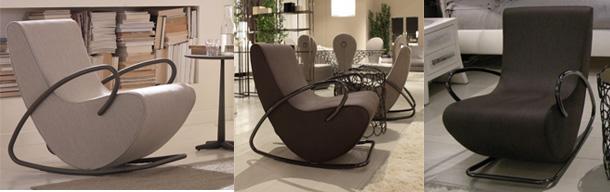 Camilla современное кресло-качалка