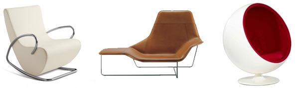 Где купить дизайнерское кресло: самые необычные кресла в Европе