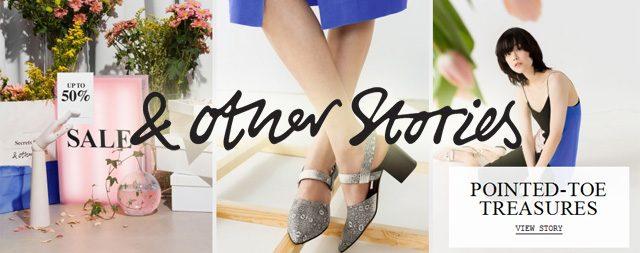 Как купить одежду Other Stories на официальном сайте