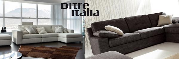 Ditre Italia — диваны с официального сайта с доставкой в Ваш город
