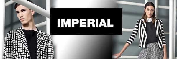 Одежда Imperial c официального сайта в Италии