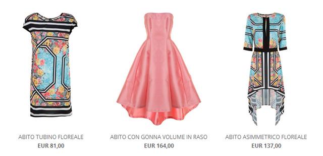 платье весна 2014 версаче