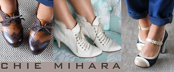 Chie Mihara: купите обувь мечты напрямую в Европе!