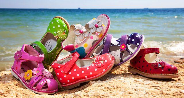 Как купить детскую обувь в Европе с выгодой до 70%