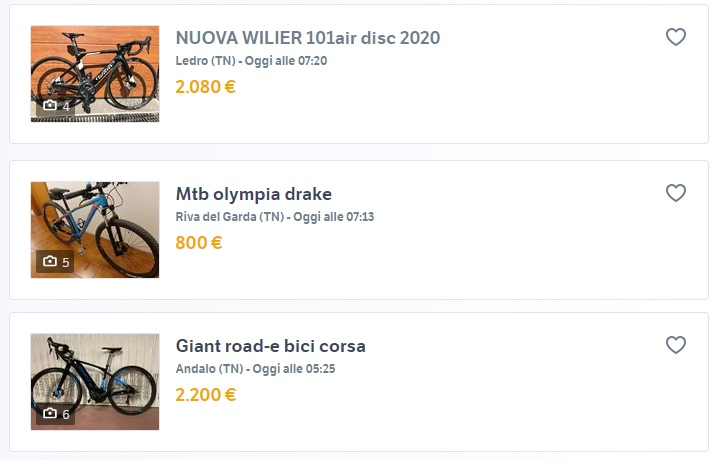 Как купить велосипед из Европы напрямую (б/у или новый)