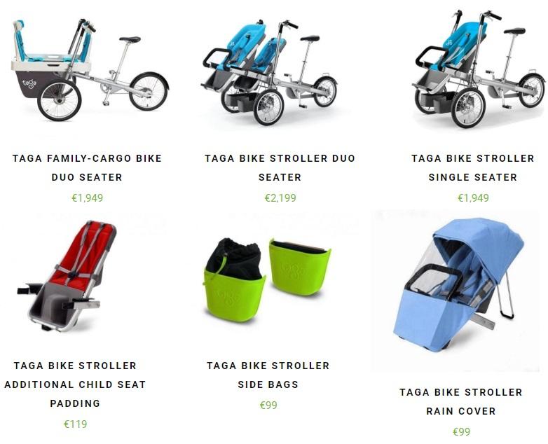 Велосипеды TagaBikes - прекрасная альтернатива городскому автомобилю