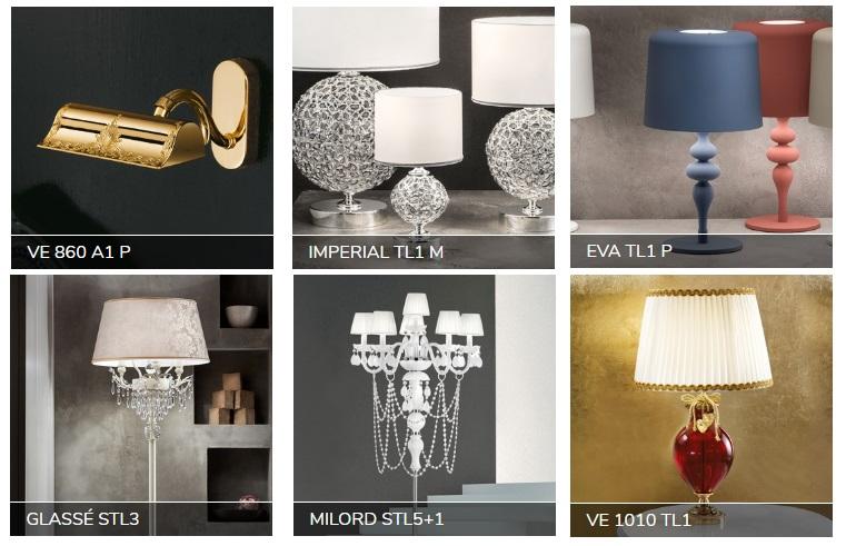 Итальянские осветительные приборы напрямую у производителя.