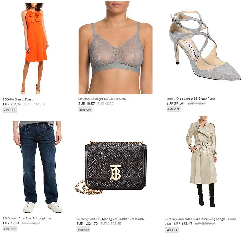 RueLaLa - эксклюзивная одежда, обувь и аксессуары по доступным ценам