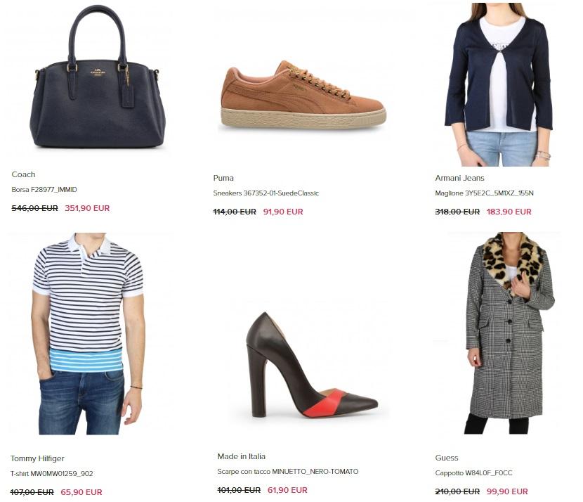 Эксклюзивная одежда, обувь и аксессуары на PiuStyle