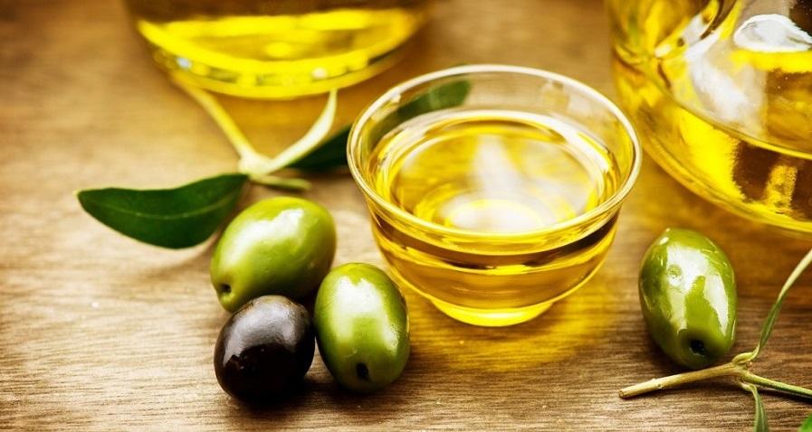 Итальянские продукты - оливковое масло