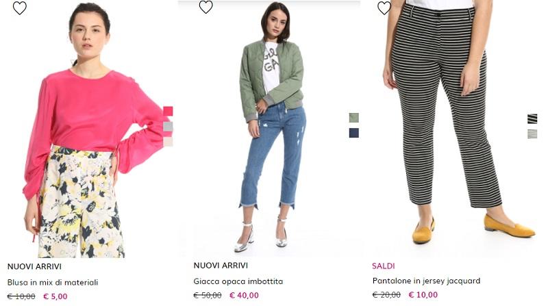 Скидки в FashionMarket