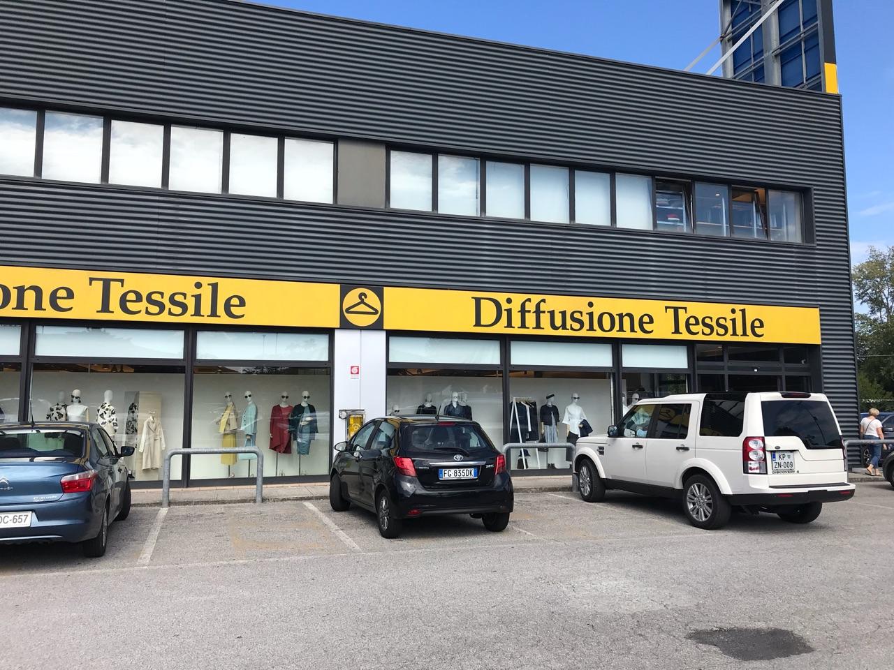 Как купить в аутлете DIFFUSIONE TESSILE (intrend) с доставкой в Россию